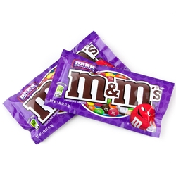 M&M Dark Chocolate - 24CT