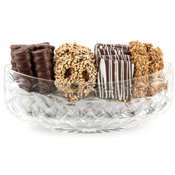 Oval Bowl Chocolate Gift