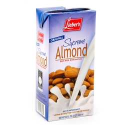 Passover Supreme Almonds Milk - 32 FL OZ Carton