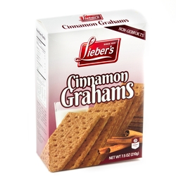 Passover Gluten Free Cinnamon Graham Crackers - 7.5 OZ Box