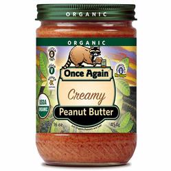 Organic Smooth & Creamy Peanut Butter