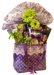 The Perfect Tote Bag Purim Basket (Israel Only)