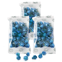 Popcorn Snack Pack Navy Blue Candy Coated