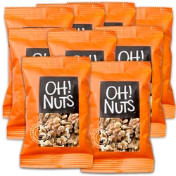 Raw Walnuts Snack Packs - 12PK