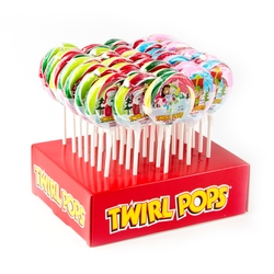 Christmas Twirl Pop - 36CT Display box
