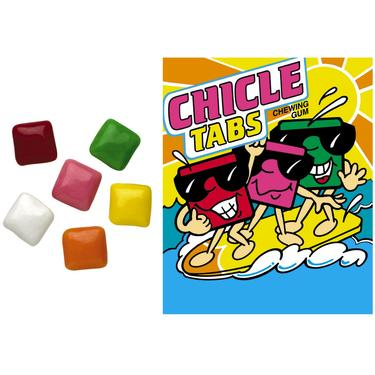 Chicle Tabs Chewing Gum