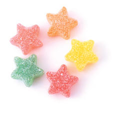 Sour Jelly Stars