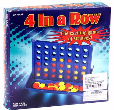 4-in-a-Row Game Pack