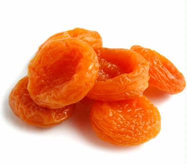 Dried California Apricots