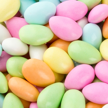 Assorted Pastel Jordan Almonds