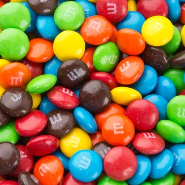 Assorted M&M's Chocolate Candies