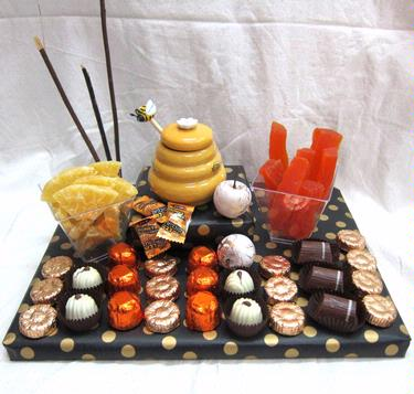 Beehive Chocolate Arrangement (Israel Only)