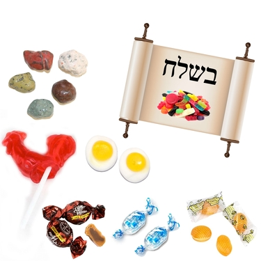 Parsha Candy - Beshalach