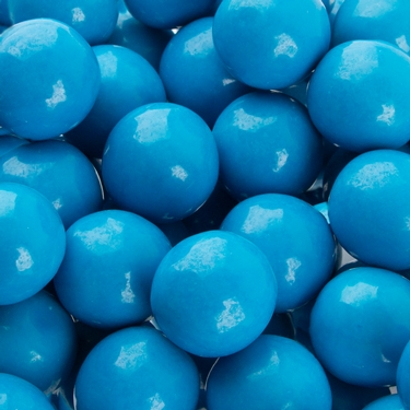 Blue Gumballs - Blueberry