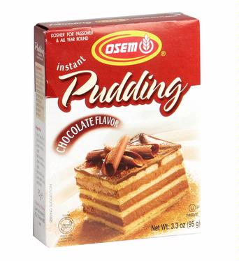 Passover Osem Chocolate Pudding Mix