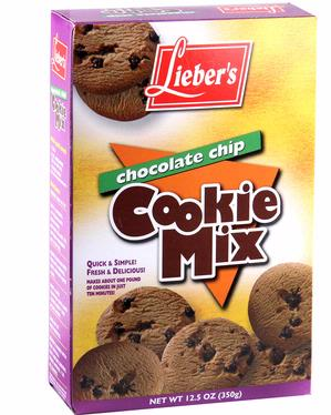 Passover Chocolate Chip Cookie Mix