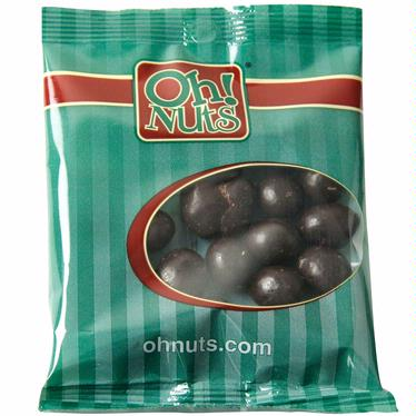 Chocolate Covered Peanuts Snack Packs - 12CT Box