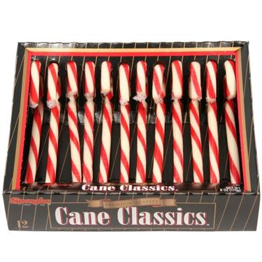 Cinnamon Candy Canes