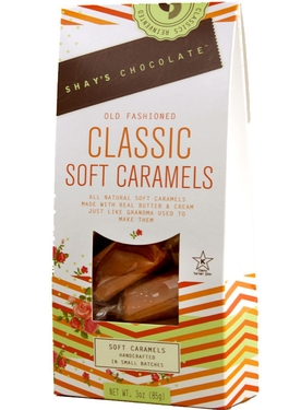Old Fashioned Classic Caramels Gift Box