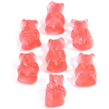 Coral Gummy Bears
