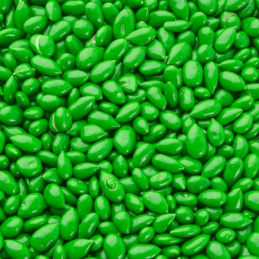 Dark Green Chocolate Covered Sunflower Seeds