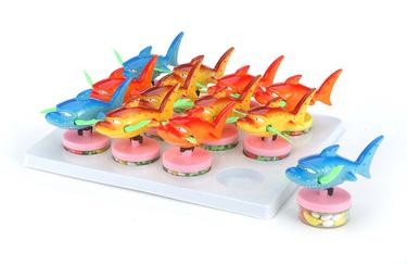 Fish Candy Toy - 12 pk