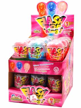 Flash Pop Rings - 24CT Box