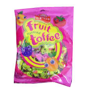 Elite Fruit Toffees Bag