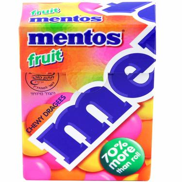 Mentos Box - Fruit