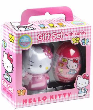 Hello Kitty Candy Gift Set