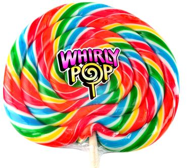 Gigantic 3-Pound Whirly Pop