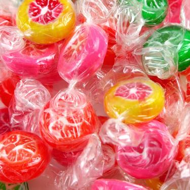 Assorted Citric Slices Candy - Bulk