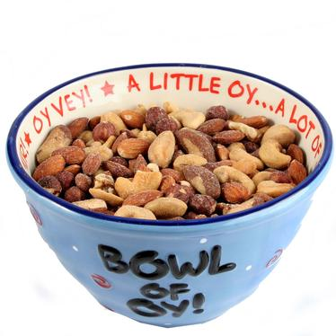 Bowl of Oy! Nut Gift