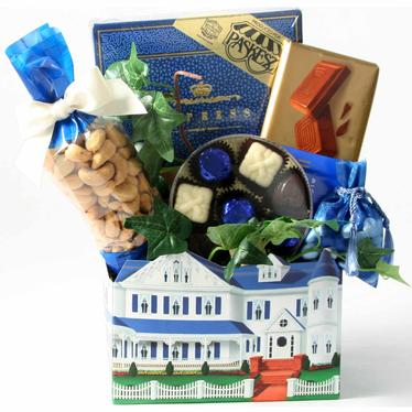 Colonial House Gift Basket
