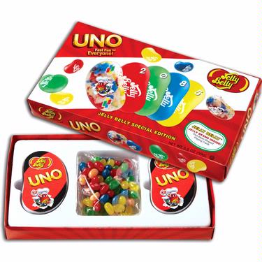 Jelly Belly Special Edition Uno Gift Box