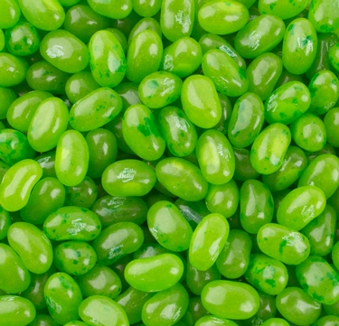 Green Jelly Beans - Margarita