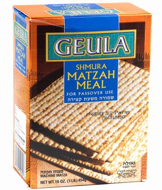 Passover Shmura Matzah Meal (Machine Made)