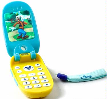 Mickey Mouse Candy Cell Phone