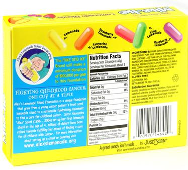 Mike & Ike Jelly Candy - Lemonade Blends (12CT Case)
