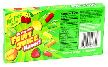Mike & Ike Jelly Candy - Original Fruits (12CT Case)