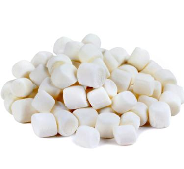 Mini White Marshmallows - 8 oz Bag