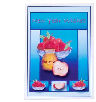 New Year Wishes Gift Cards - 8PK