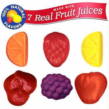 Jelly Belly Fruit Snacks Jellies