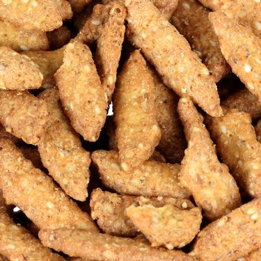 Oat Bran Sesame Sticks