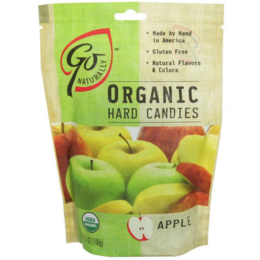 Organic Hard Candy - Apple
