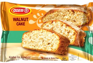 Osem Passover Walnut Cake - 9CT Case