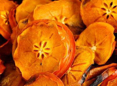 Dried Persimmons