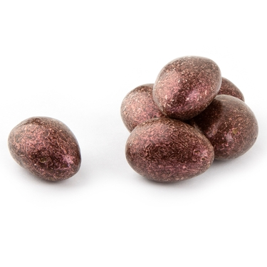 Pink Chocolate Almond Jewels