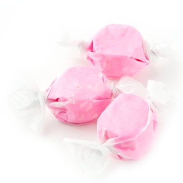 Pink Salt Water Taffy - Bubble Gum