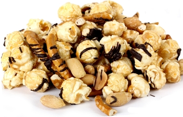 Pop-O=Licious Caramel Popcorn - 7 oz Bag